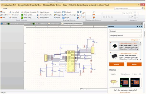 circuitmaker-devre-semasi