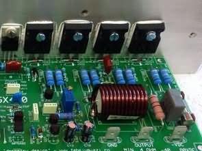 400W 800W Anfi Devreleri