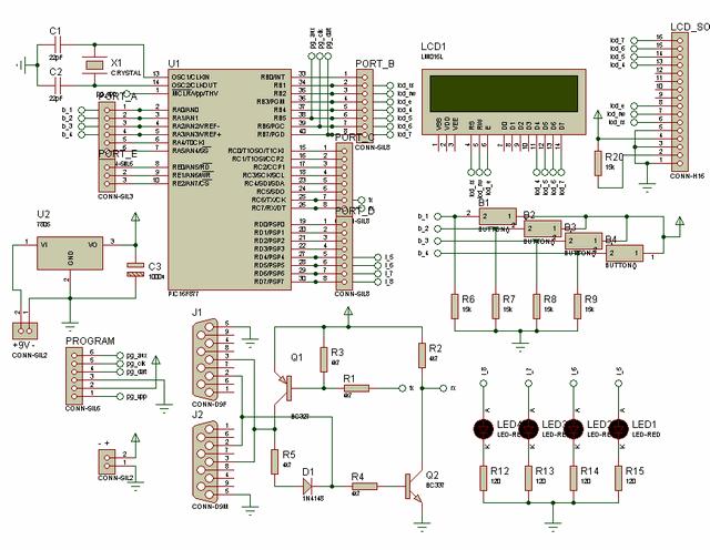 pic16f877-gps-circuit-pic16f877-sirfstariii-circuit