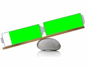 Li-iyon Li-polimer Pillerin Dengeli Şarj Edilmesi Pil Balans Devresi