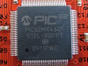 Microchip PIC32 Genel Bilgiler Örnek Uygulamalar