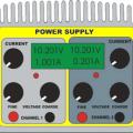 0-30V 10A Güç Kaynağı (LM723 TIP3055)