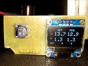 Arduino Akü Şarj Devresi