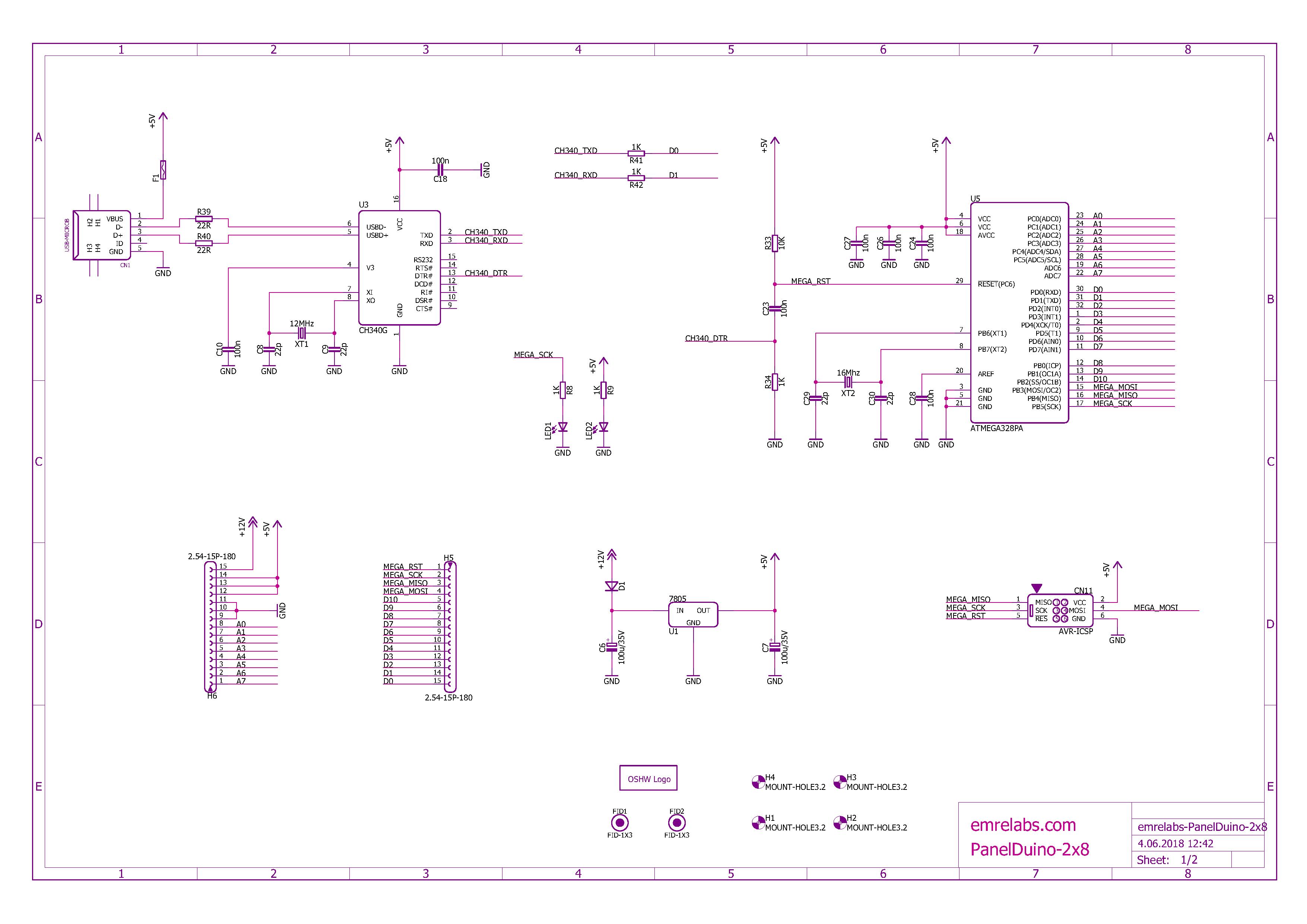 arduino-pro-mini-panelduino-eaglecad-schematic-circuit-arduino-1 Arduino Eagle Schematic on