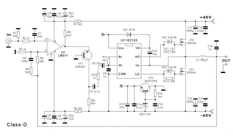 class-d-schematic-ir2153-d-class-circuit