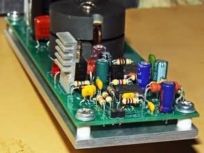 IR2153 Class D Amfi Devresi (400W)
