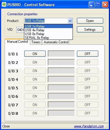 mcp2200-usb-relay-program