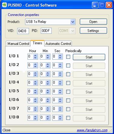 mcp2200-usb-visual-c