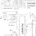 pic16f877-led-kayan-yazi-devre-semasi-ps2-key-usb-key