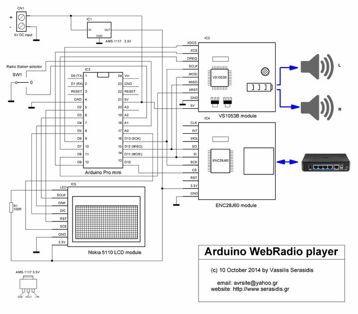 radio-arduino-enc28j60-nokia-5110-schematic-diagram