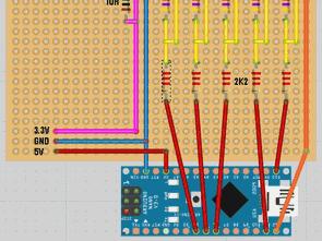 Arduino Uygulamaları Adafruit GFX Library ve kullanımı