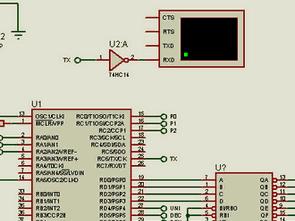 PIC16F877, PIC18F Örnekleri (proteus)