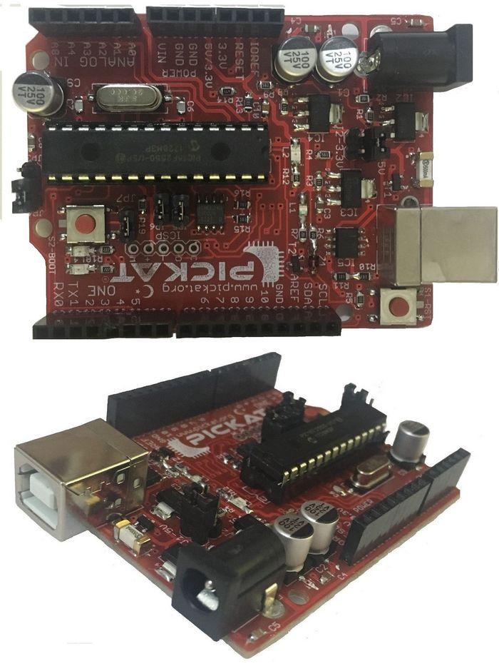 pickat-arduino-pic18f2550