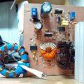 0-60V 20A Güç Kaynağı LM2576-ADJ