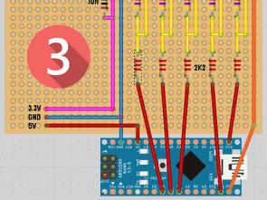 Arduino Uygulamaları Adafruit GFX Library ve kullanımı 3