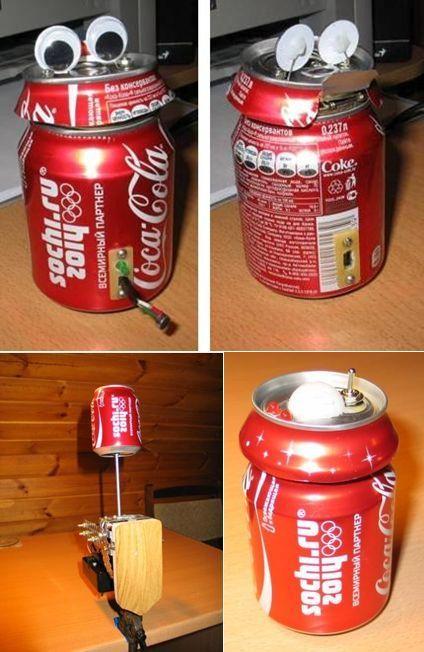 cola-robot