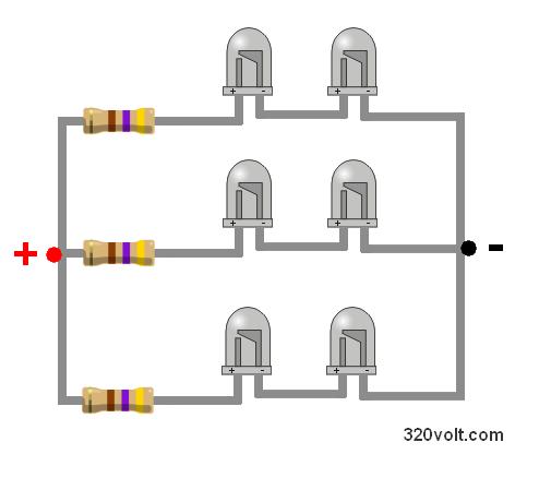8v-led-series
