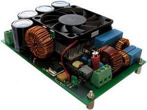 600W 48V SMPS Güç Kaynağı Tasarım Raporu