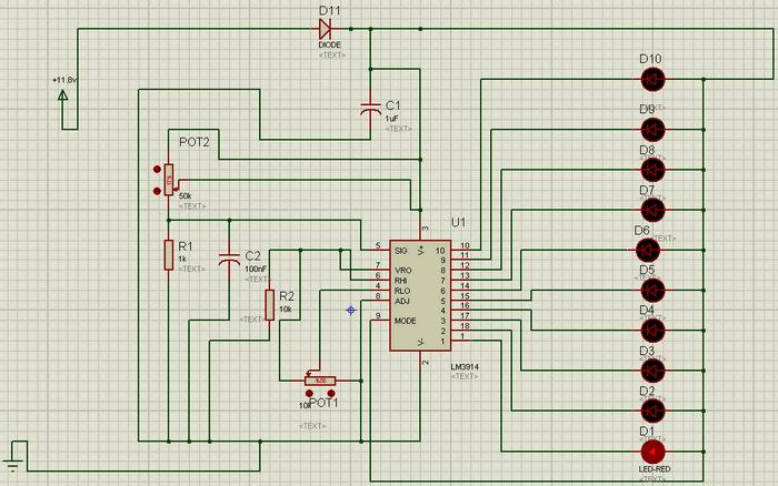circuit-diagram-10Led-battery-monitor-circuit
