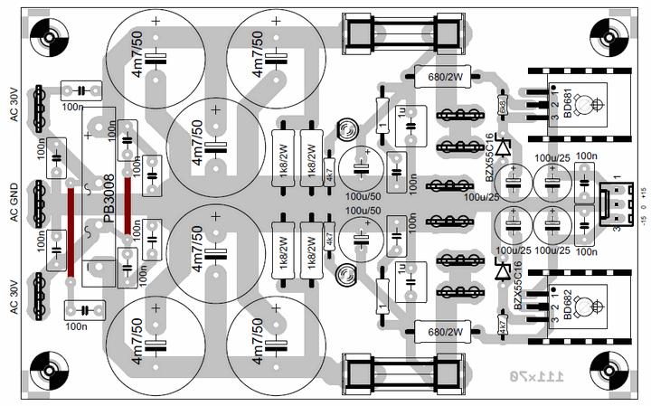 50v- 63v-15v-amp-power-supply-preamp-pcb