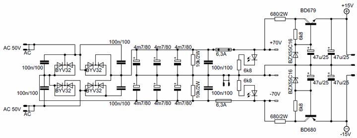 nmos350-70V-15V-power-supply-schematic