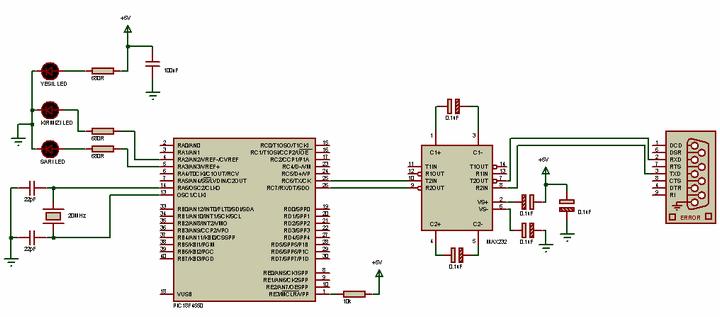 pic18f4550-matlab-max232-ds1820-microbasic