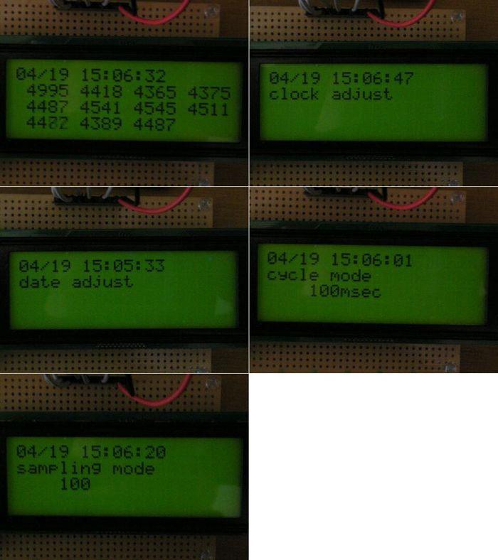 pic18f4585-data-logger
