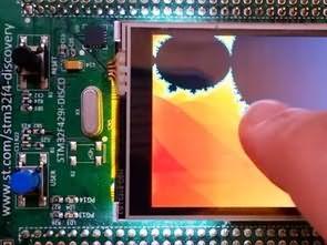 STM32F ARM Projeleri