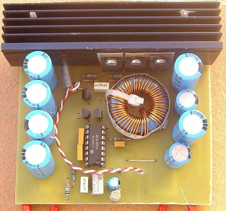 tl494-dc-dc-12v-6v-10a-circuit-pcb-top