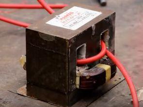 200 Amper Trafolu Kaynak Makinesi Yapımı
