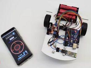 Arduino Uno Robot Araba  NRF24L01 HC-12 Joystick HC-05 Bluetooth Kontrol
