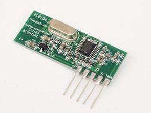 433 MHz RF Haberleşme Sistemleri