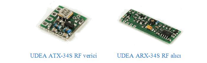 udea-atx-34s-rf-verici-udea-arx-34s-rf-alici-modulleri