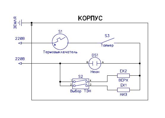 kumtel-kf3125-sema-kumtel-firin-devre-semasi