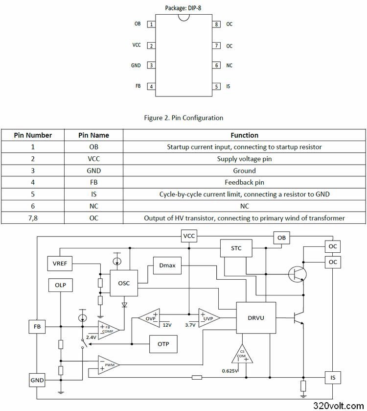 sdc606p-datasheet-sdc606p-pinout