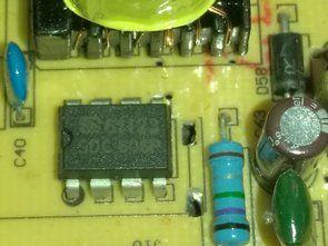 SDC606P PWM Kontrol Entegresi