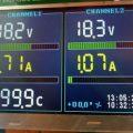 STM32 Volt Amper Metre Sinyal Jeneratörü 480X272 TFT