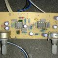 2.1 Amfi İçin Preamp Bass Filtre Devresi 4558 Opamp