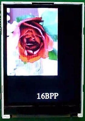 ILI9320P-PIC18LF4550