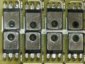 100W 400W Amplifikatör Devresi IRFP240 IRFP9240 Mosfet