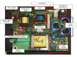Kaynak Makinesi Şemaları Servis Manuel