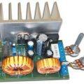 0.25V 0.5A TL494 Ayarlanabilir DC DC Kaynağı