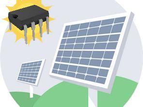 Basit Güneş Enerjisi Akü Şarj Devreleri