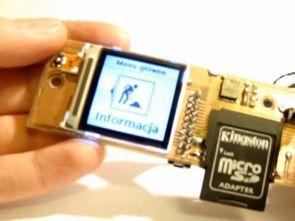 Nokia LCD Modülü STM32 ATMega8 Uygulama Örnekleri