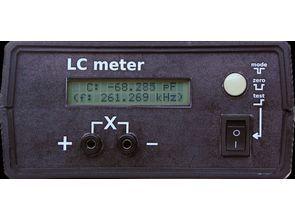 PIC18F252 LC metre Devresi