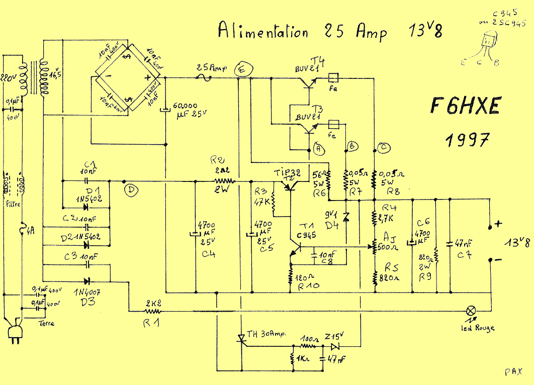 power-supply-13v-25-amps-buv21-circiut-schematic
