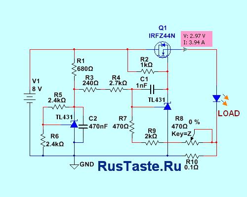 adjustable-current-reg-ayarli-akim-kaynagi-current-regulator-tl431-irfz44