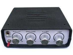 Preamfili Ton Kontrol Devresi LM1036N TL072
