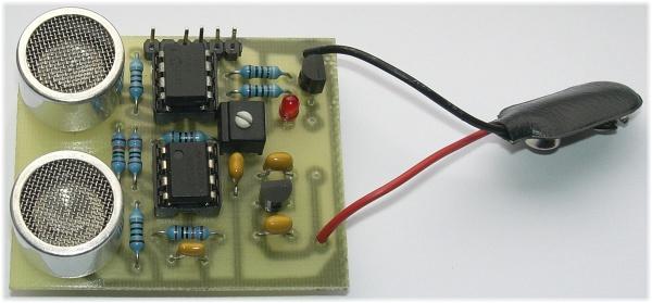 ultrasonic-proximity-detector-pic12f675