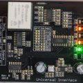 CNC Kontrol İçin Evrensel Arayüz Kartı